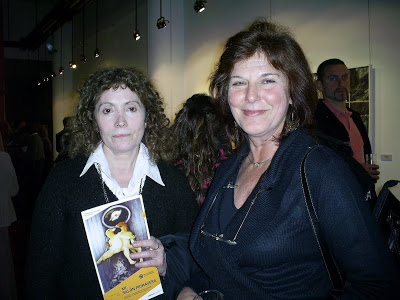 Lidia Prause con Adelaide Lombardi