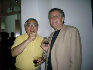 Julio Tocci y Hernan Echague