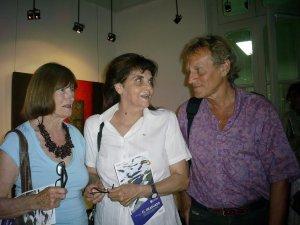 Miriam Robbiano y Eduardo Elgotas