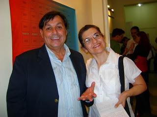 Cali ESquivel con Angelica Carter MOrales
