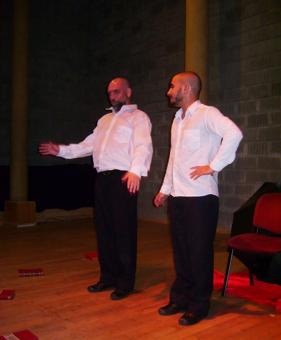 Tullio Guimarães y Vinícius Guarilha Alves