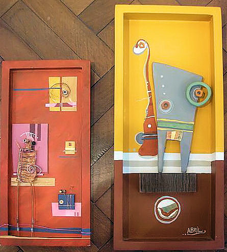 El 5 premio del Salón Primavera 2009.