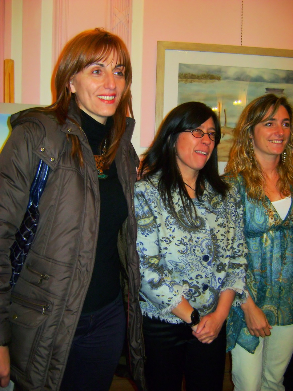 Isabel Molinas, Elisa y Lucrecia