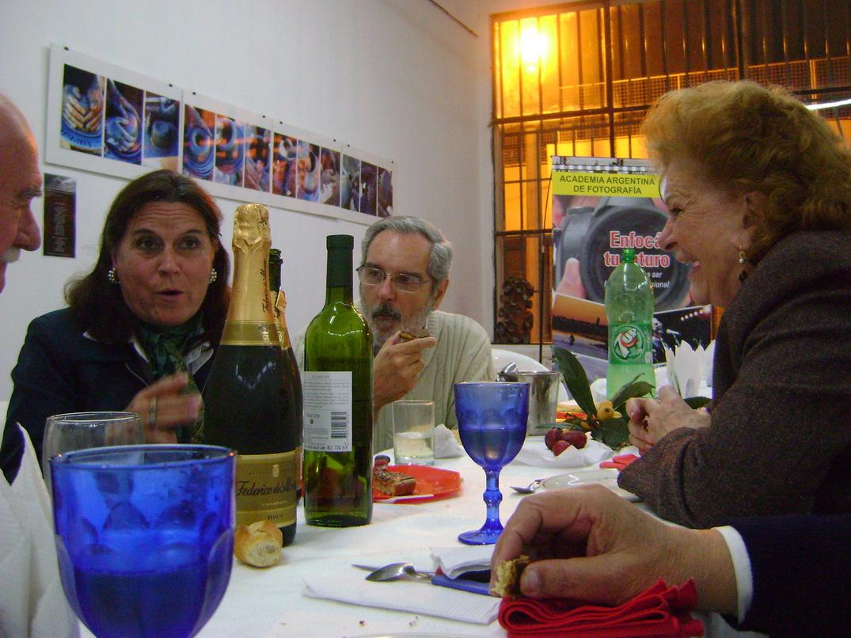 Maria del Carmen Paez y Norma Guastavino.