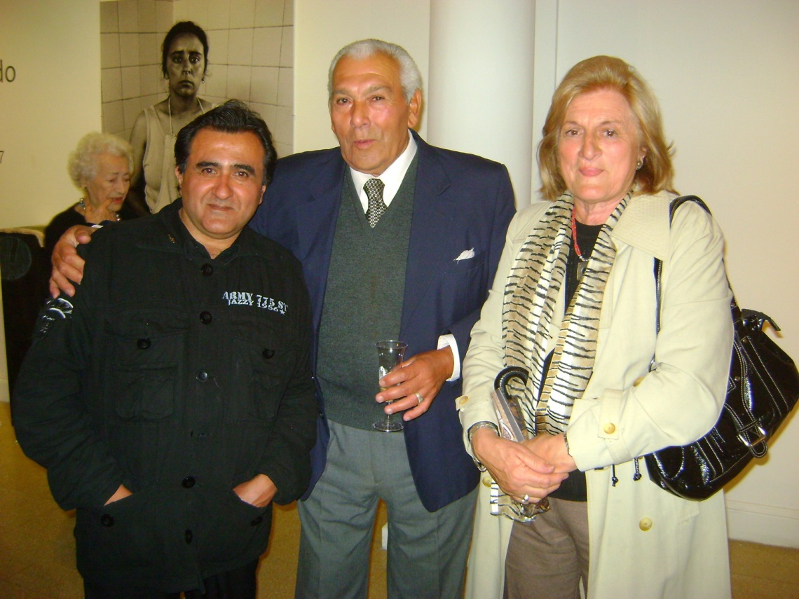 Luz de ciudad, Alfredo Leiva Cullen, Marilde Gurdulich.