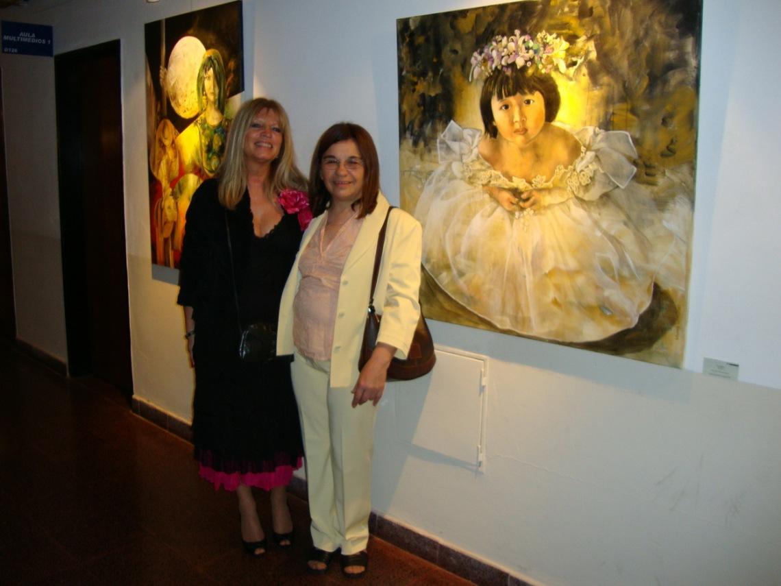 Liliana Pantanali y Madreselva Lucero