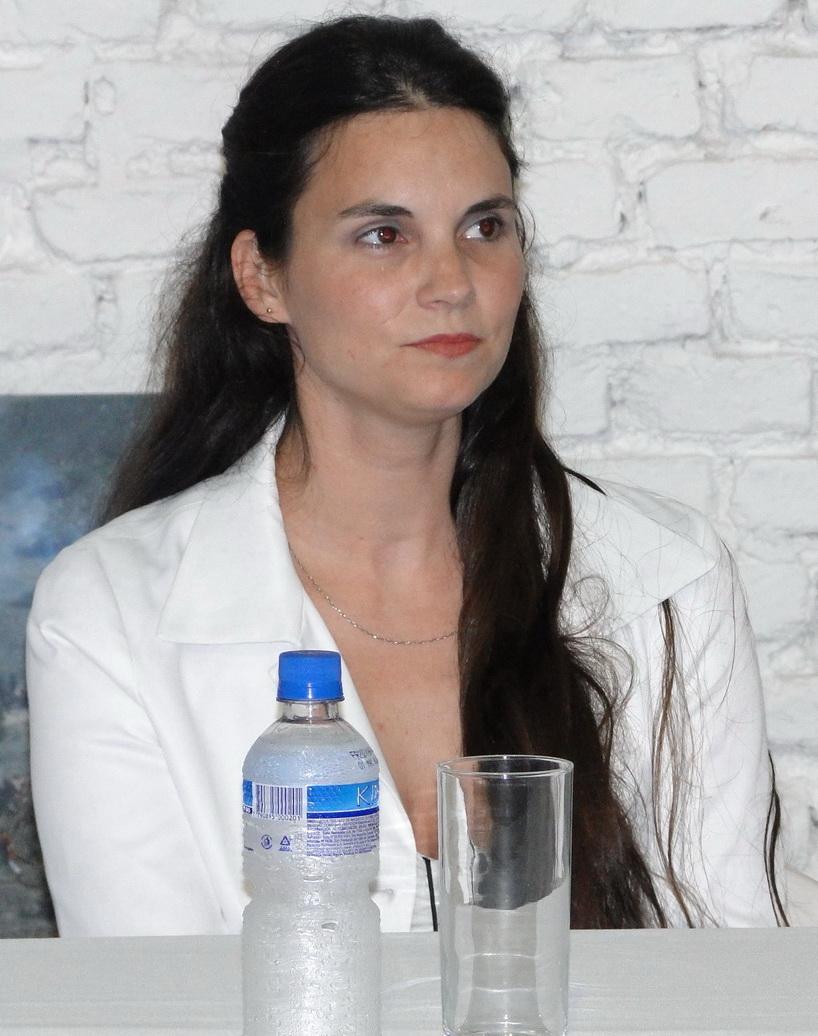 Nadia Ingaramo, la estrella de la noche.