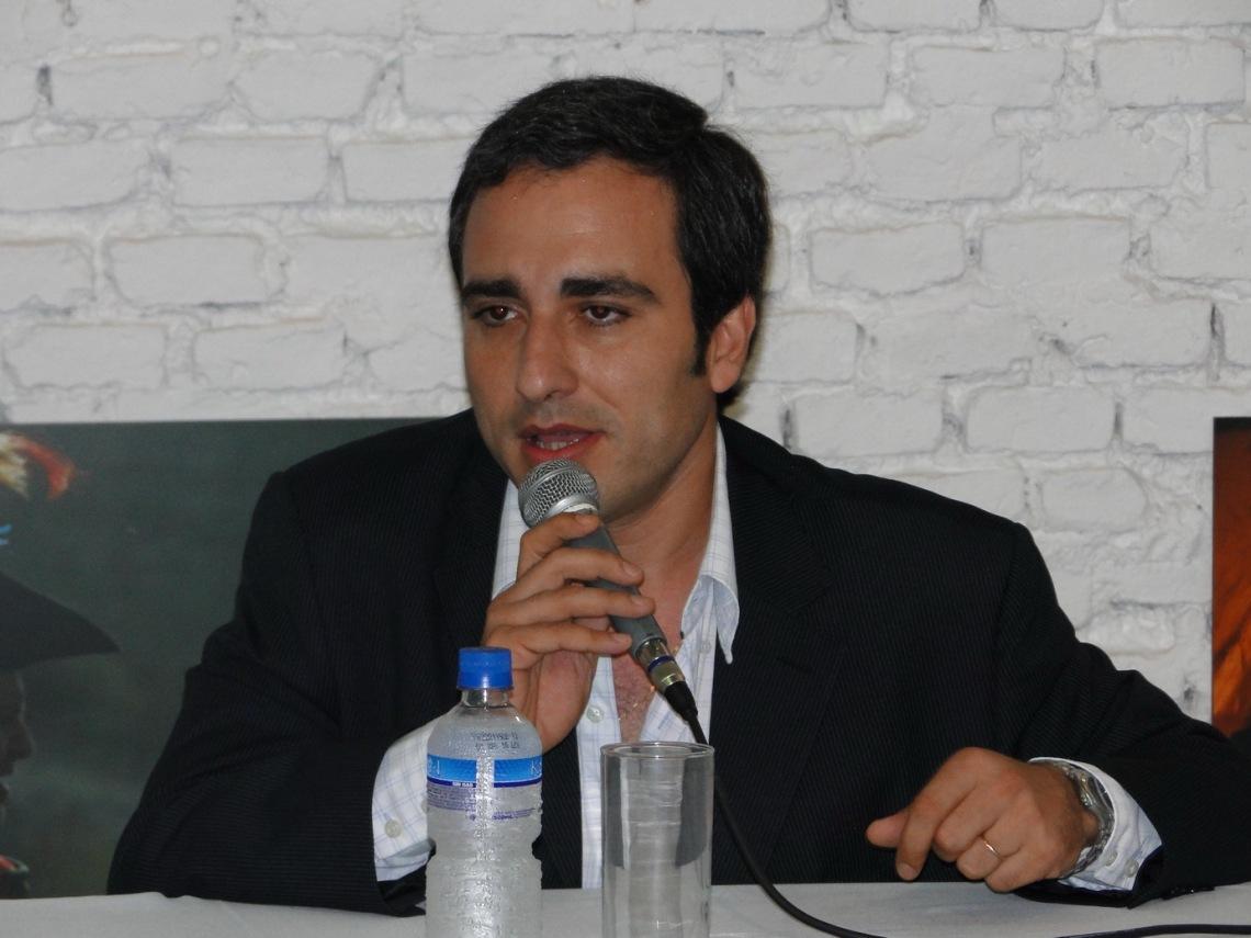 Oscar Martinez, un dirigente a la altura de las circunstancias.