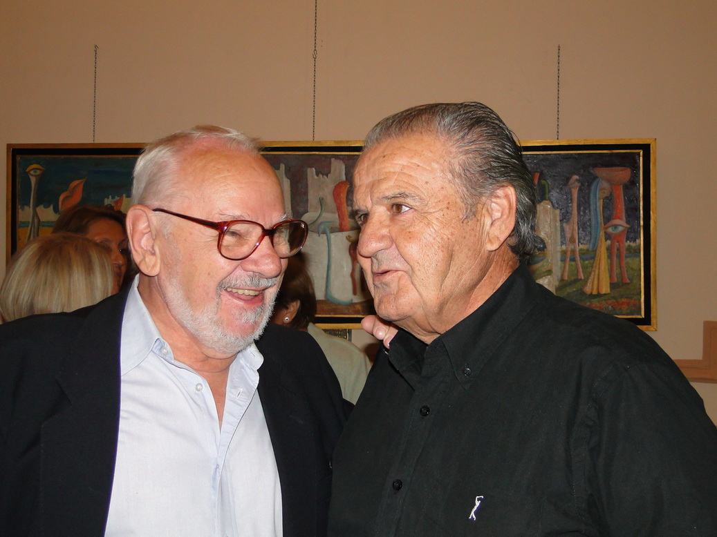 Benito y Salvador -fotografia de daniel otero