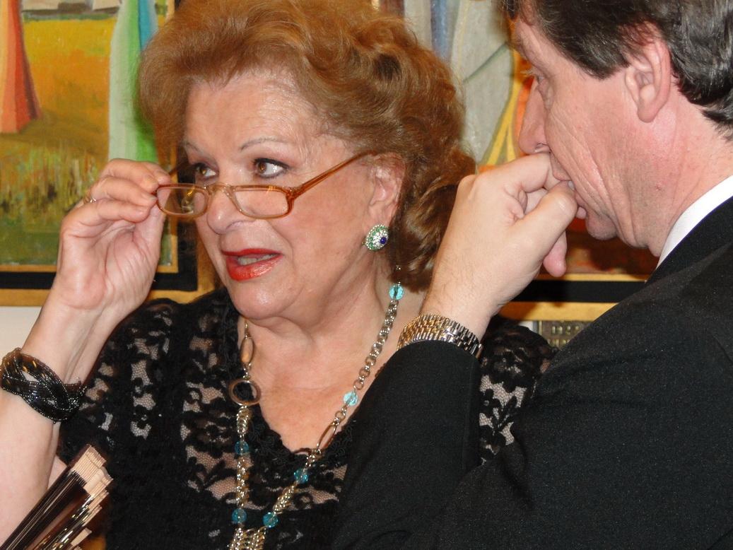 Norma Guastavino y Eduardo Brigada fotografia daniel oero