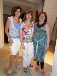 Cristina de Miguel, Perla Schettini, Edith González