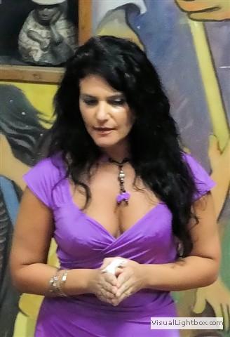 Vanesa Carli, Museóloga a cargo de la Institucion
