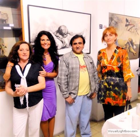 Isabel Baranelli, Vanesa Carli, Luz de ciudad, Isabel Molinas