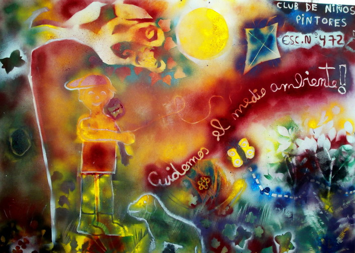arte, luz y color