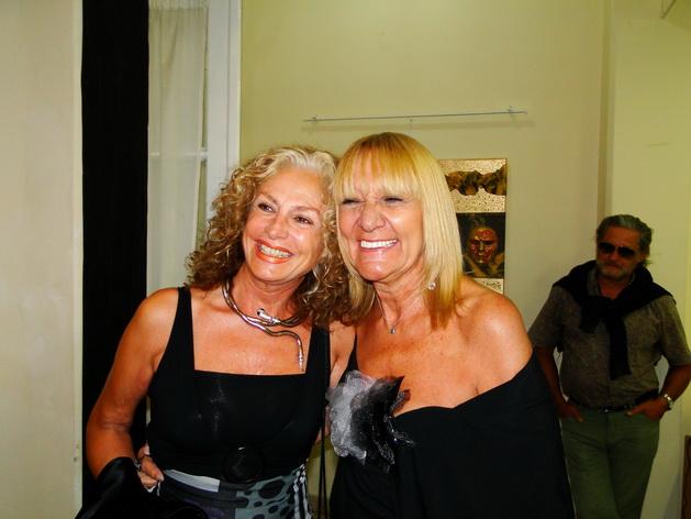 Marta Goyri y Alicia Otrino