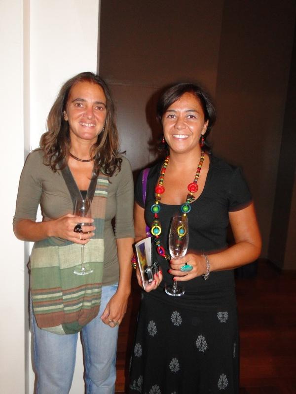 Alejandra Melano y Mauli Pacitti.