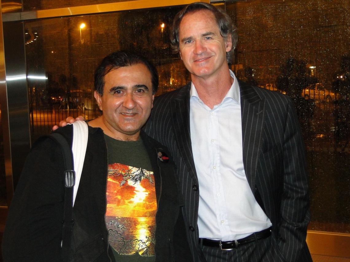 Ezequiel Eskenazi con Luz de Ciudad.