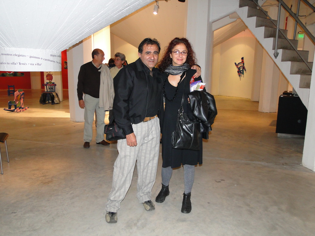 Luz de ciudad con Fernanda Aquere