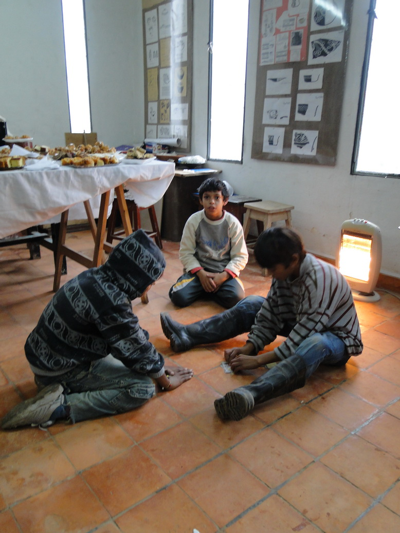 taller municipal de cerámica de la guardia