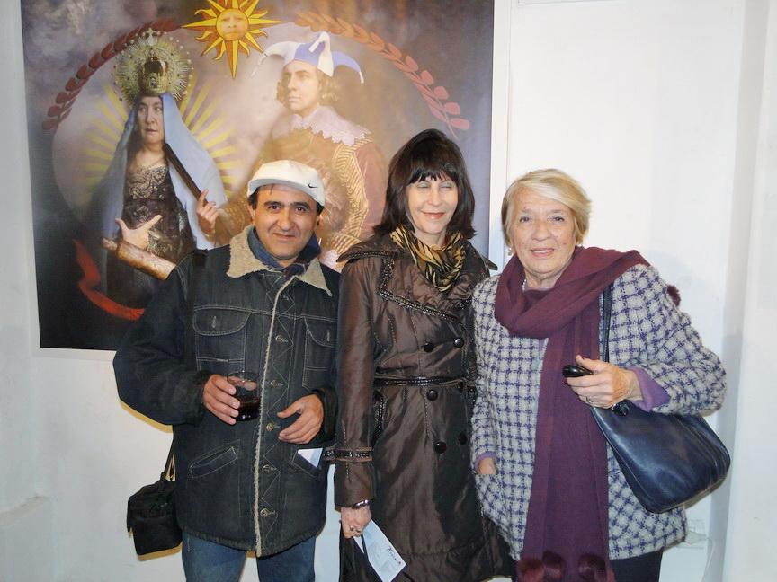 Luz de ciudad con Marta Rodil y Nanzi Vallejo.