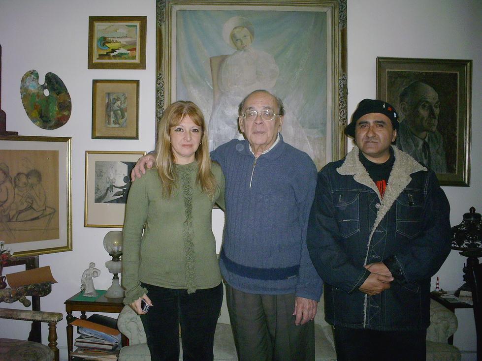 Raul Schurjin-daniel otero