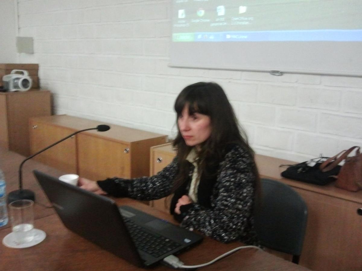Cecilia Fiel: del arte de explicar la modernidad y sus lenguajes.