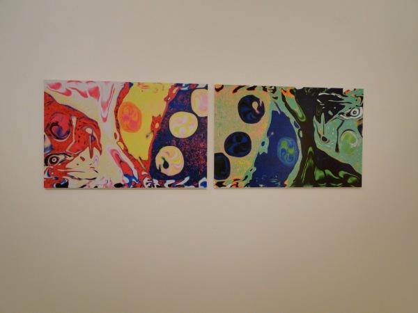 """""""Psicodelia"""": en el Museo de Arte Contemporáneo."""