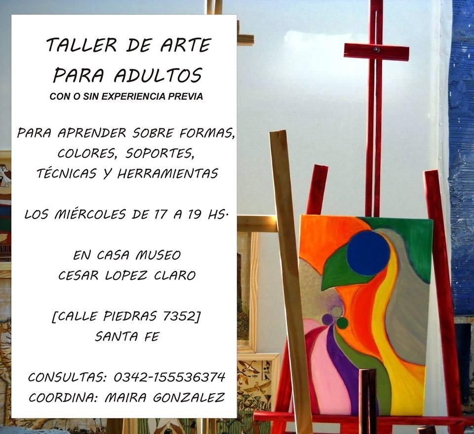 TALLERES ARTISTICOS
