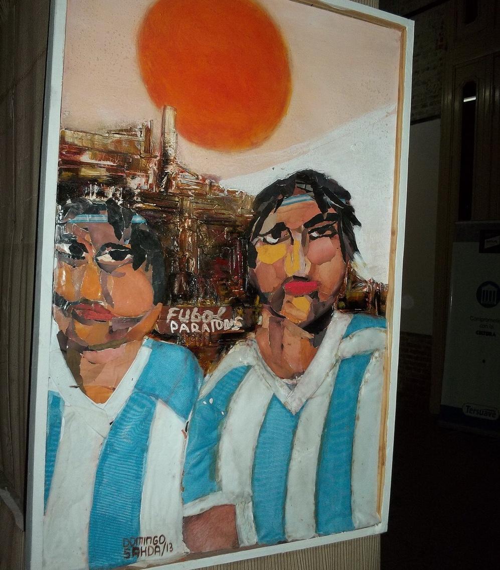 Domingo Sahda-danielotero-luzdeciudad-lacasonaloftarts
