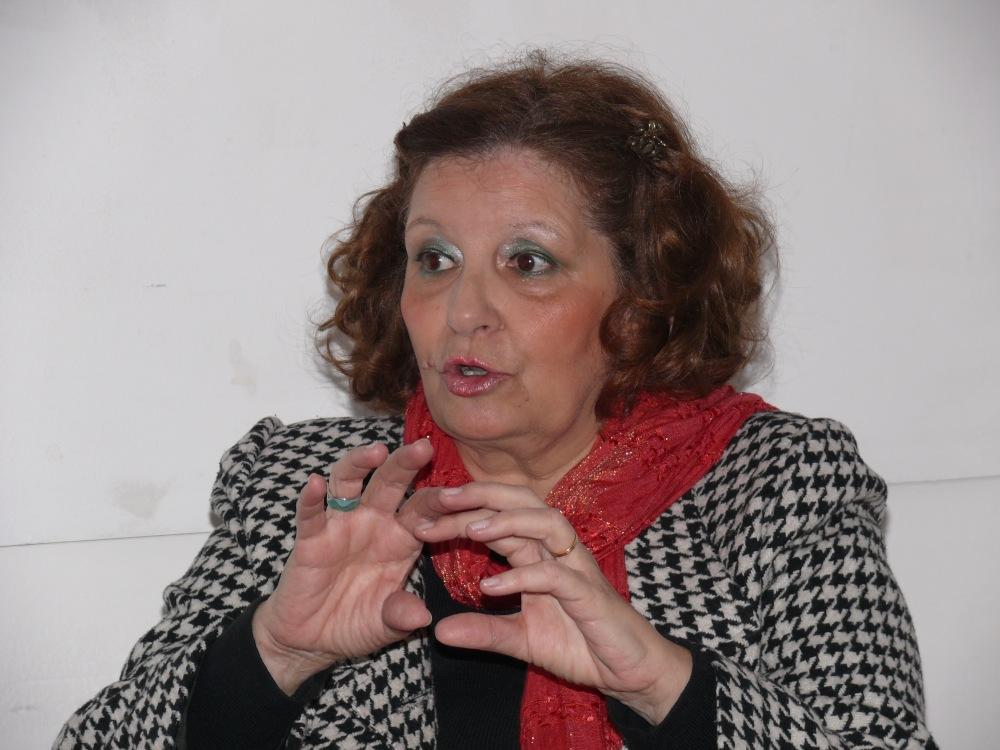 Raquel Garigliano luzdeciudad