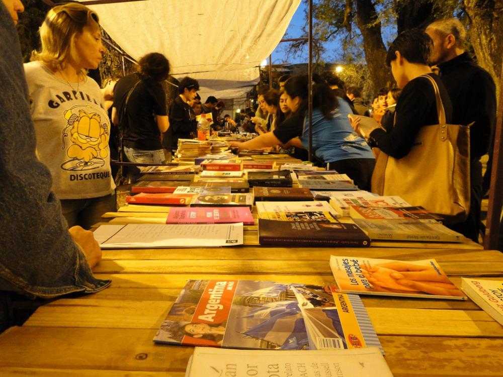 Feria libro usado