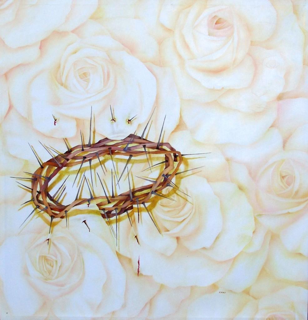El dolor de Maria. Obra de Ana Cibils
