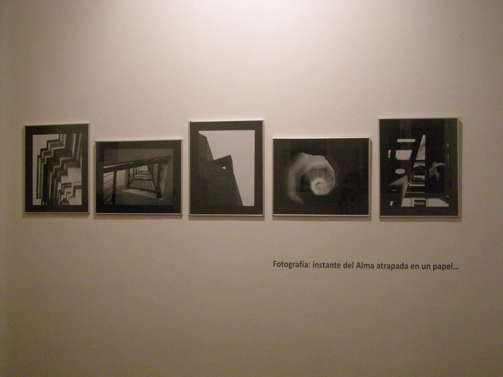 Serie de las obras presentadas