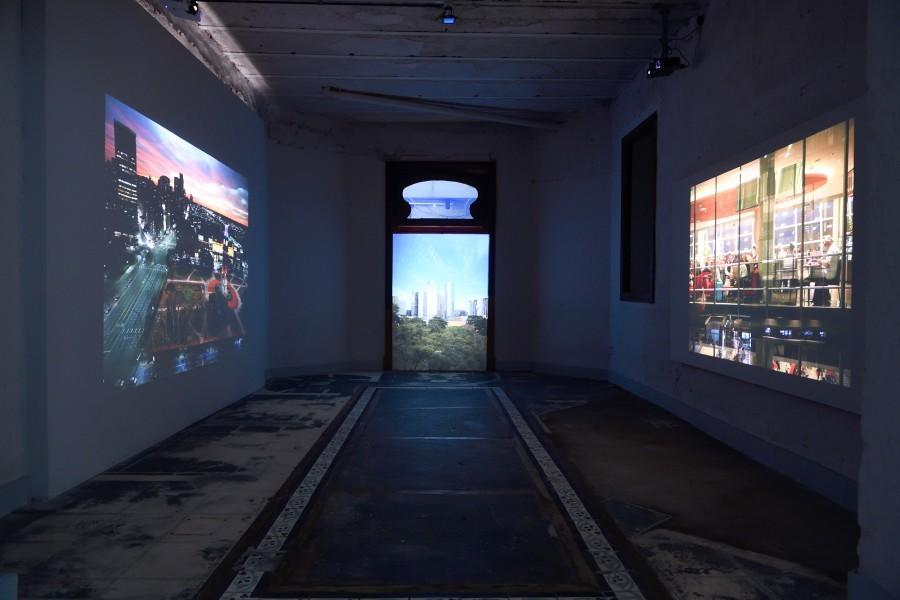 Bienal Sur, Buenos Aires. Daniel Oero