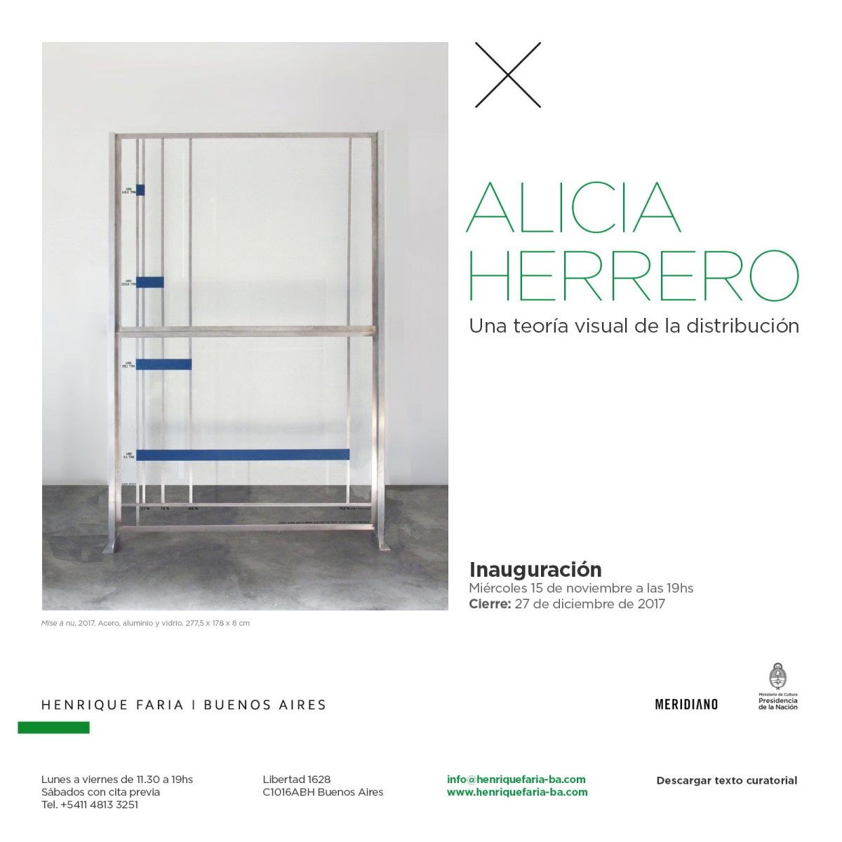 ALICIA HERRERO| UNA TEORIA VISUAL DE LA DISTRIBUCION