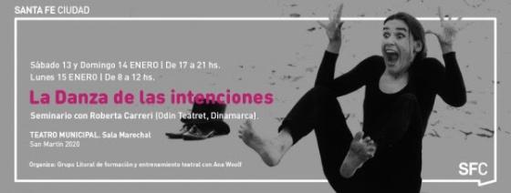 danza seminario