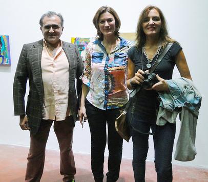 DIEGO STERLACCHINI| SURTIDO DE EMOCIONES EN EL MUSEO LOPEZ CLARO