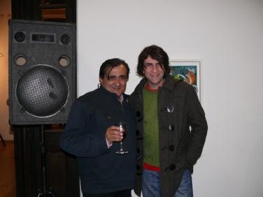 Roberto Romero, Any Fabry, Daniel Otero, luzdeCiudad