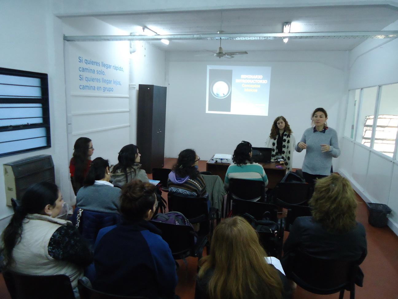 GERALDHYNE FERNANDEZ|JORNADA DE MARCAJE PARA TRABAJADORES DE MUSEOS MUNICIPALES