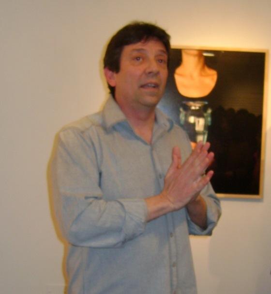 Guillermo Aleu autor de la nota