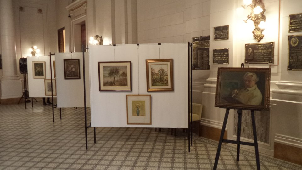 Muestra de Ludovico Paganini en la Legislatura