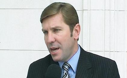 Rodrigo Borla, senador por San Justo
