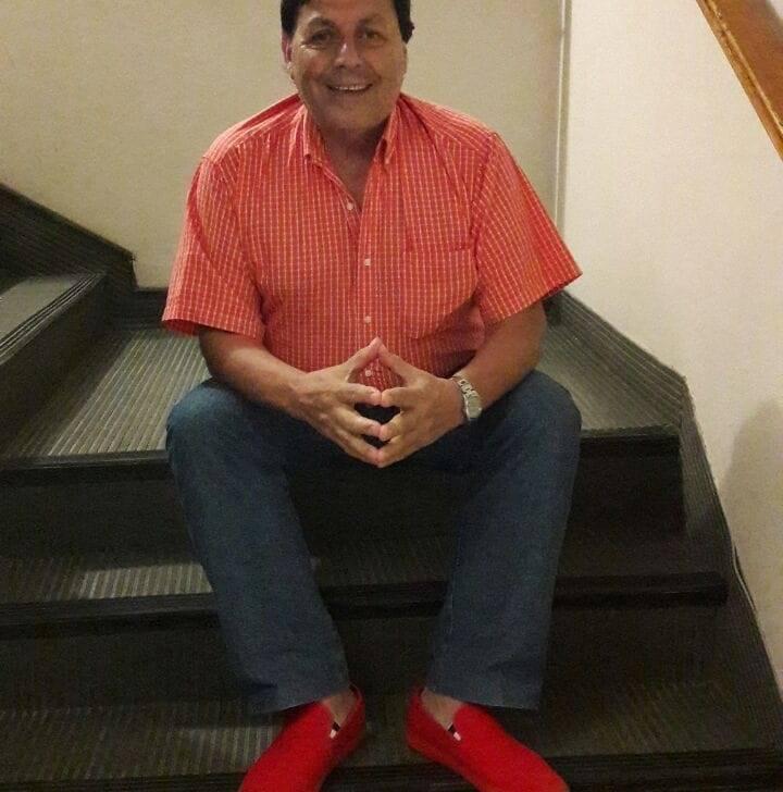 CALI ESQUIVEL FUE RECIBIDO CON HONORES EN CHACO