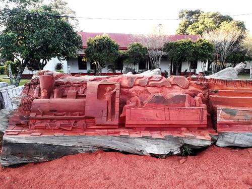 TOMAS FRANZOI|UNA NUEVA LOCOMOTORA DESDE VILLA GUILERMINA (CHACO)
