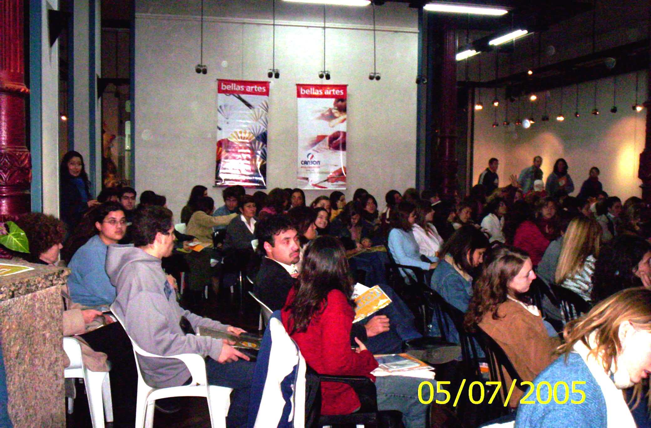 CANSON EN SANTA FE| A 14 AÑOS DE SU PRESENTACION EN EL MUSEO SOR JOSEFA DIAZ Y CLUCELLAS.