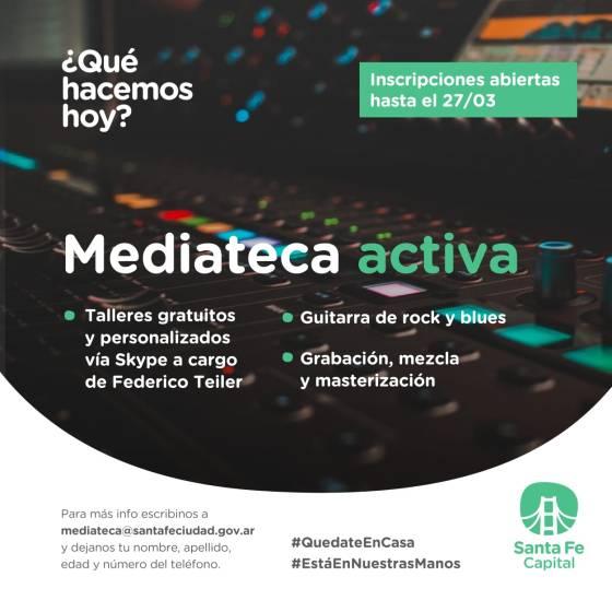 MEDIATECA ACTIVA