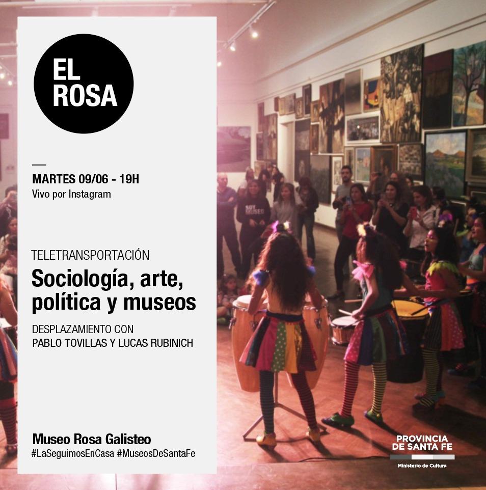 SOCIOLOGIA, ARTE Y POLITICA EN LOS MUSEOS.