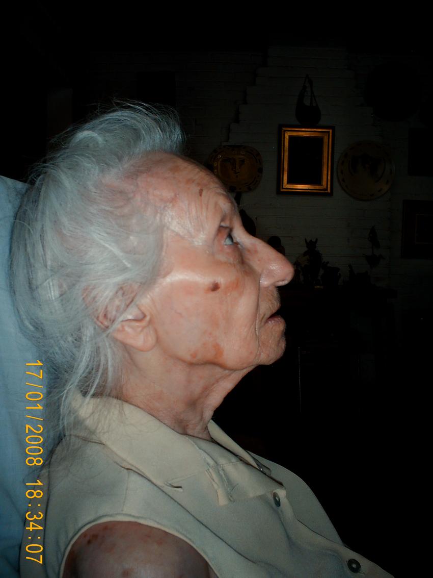 CINCO AÑOS SIN MARIA BRIZZI DE LOPEZ CLARO.