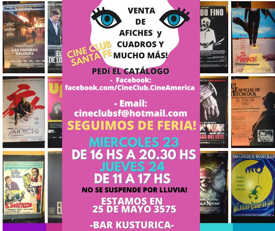 KUSTURICA|VENTA DE AFICHES Y CUADROS